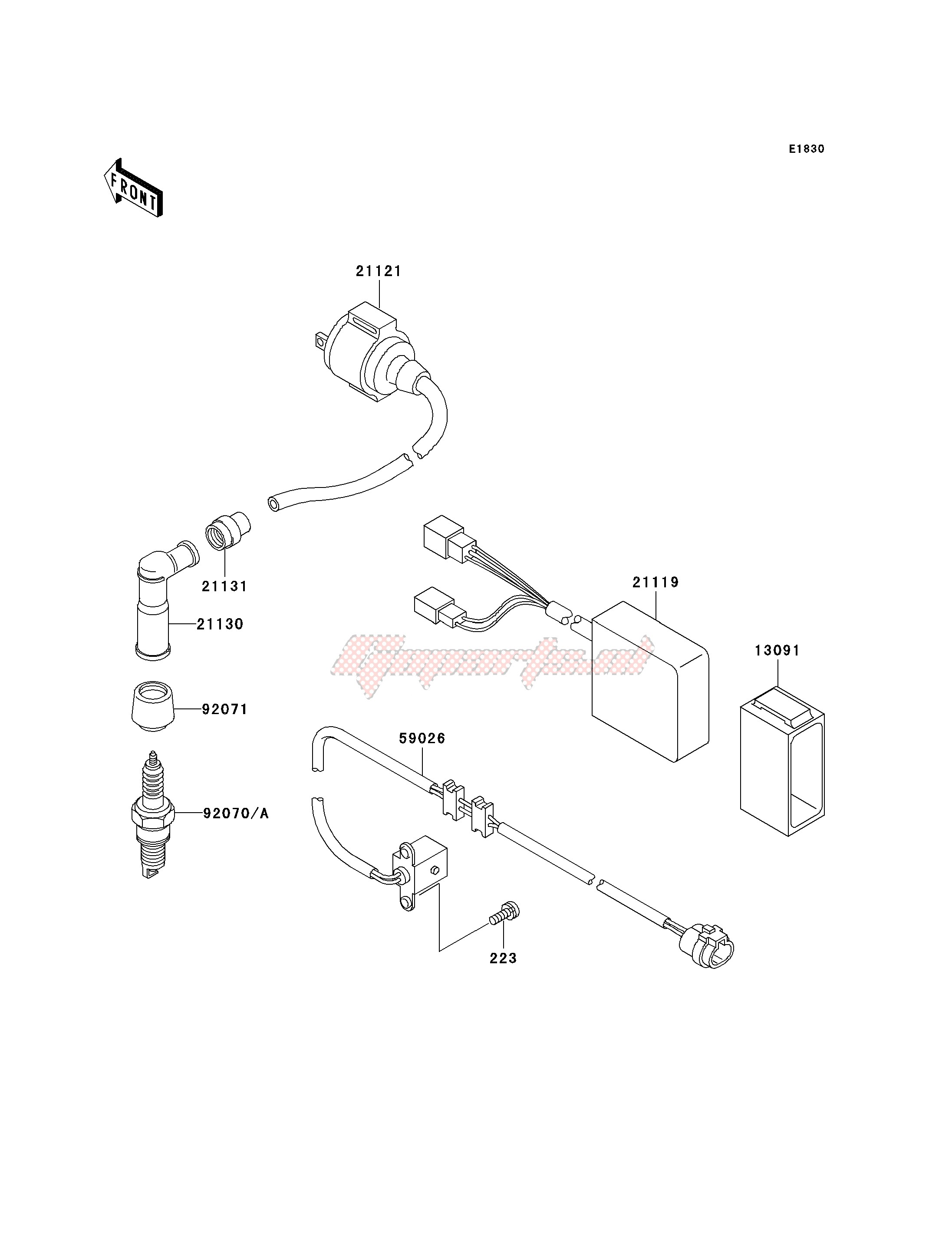 Electrical-IGNITION SYSTEM