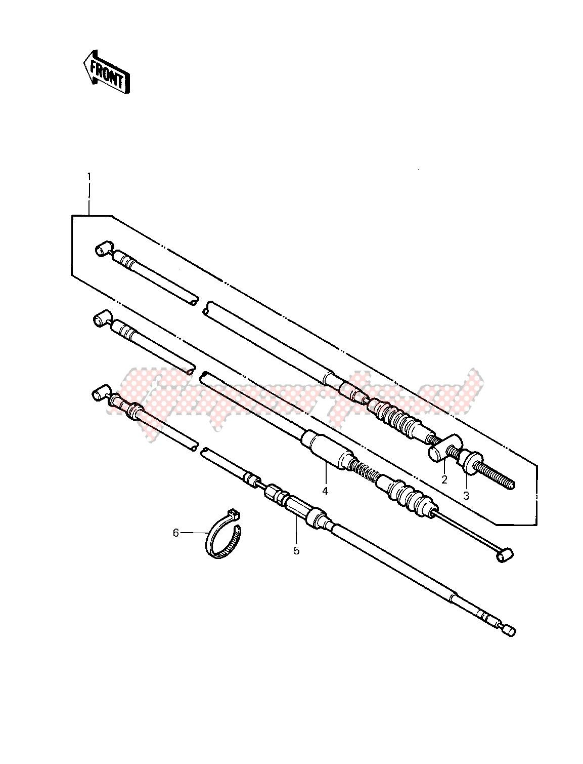 CABLES -- 83 KLT200-A4_A4A- - image