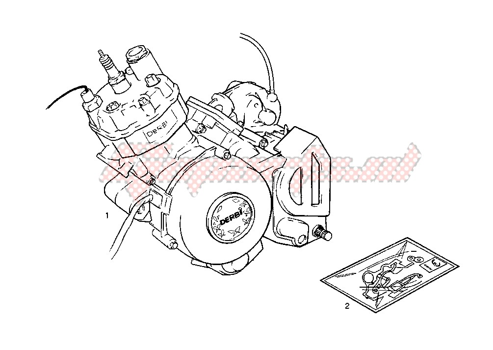 ENGINE ASSY image