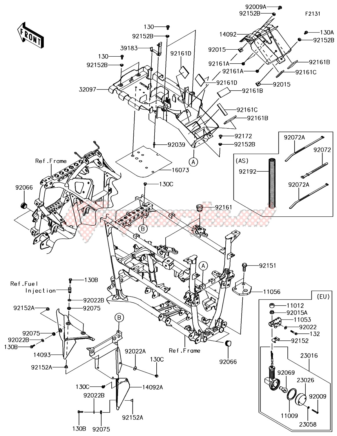 Frame Fittings image