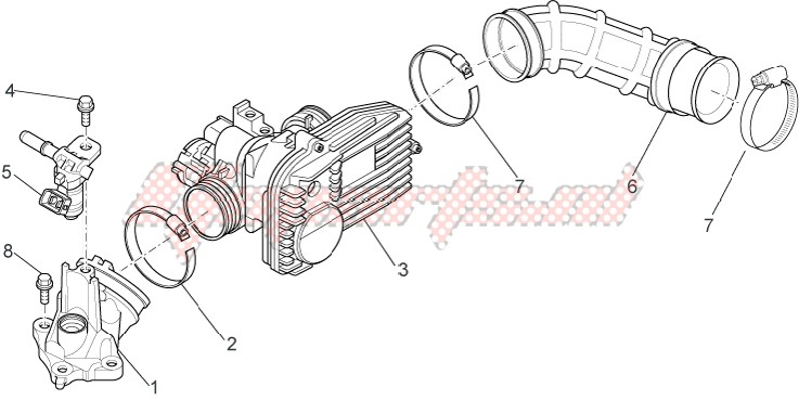 Throttle body image