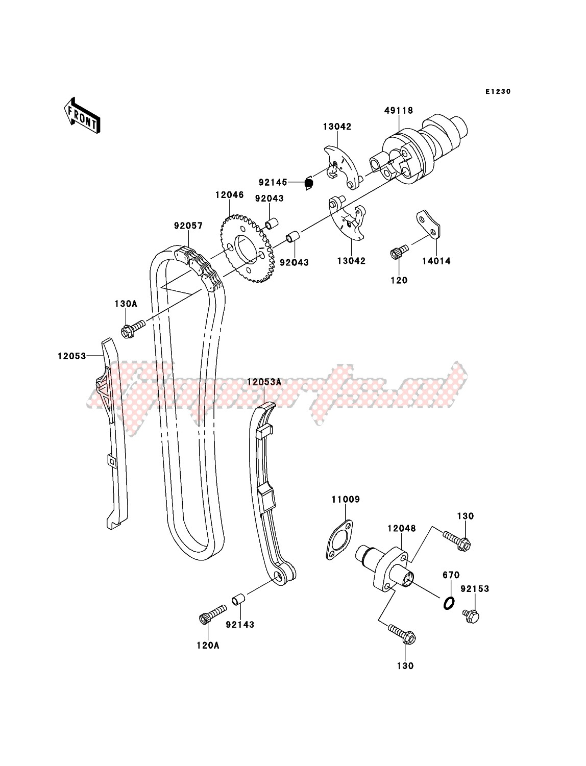 Engine-Camshaft(s)/Tensioner