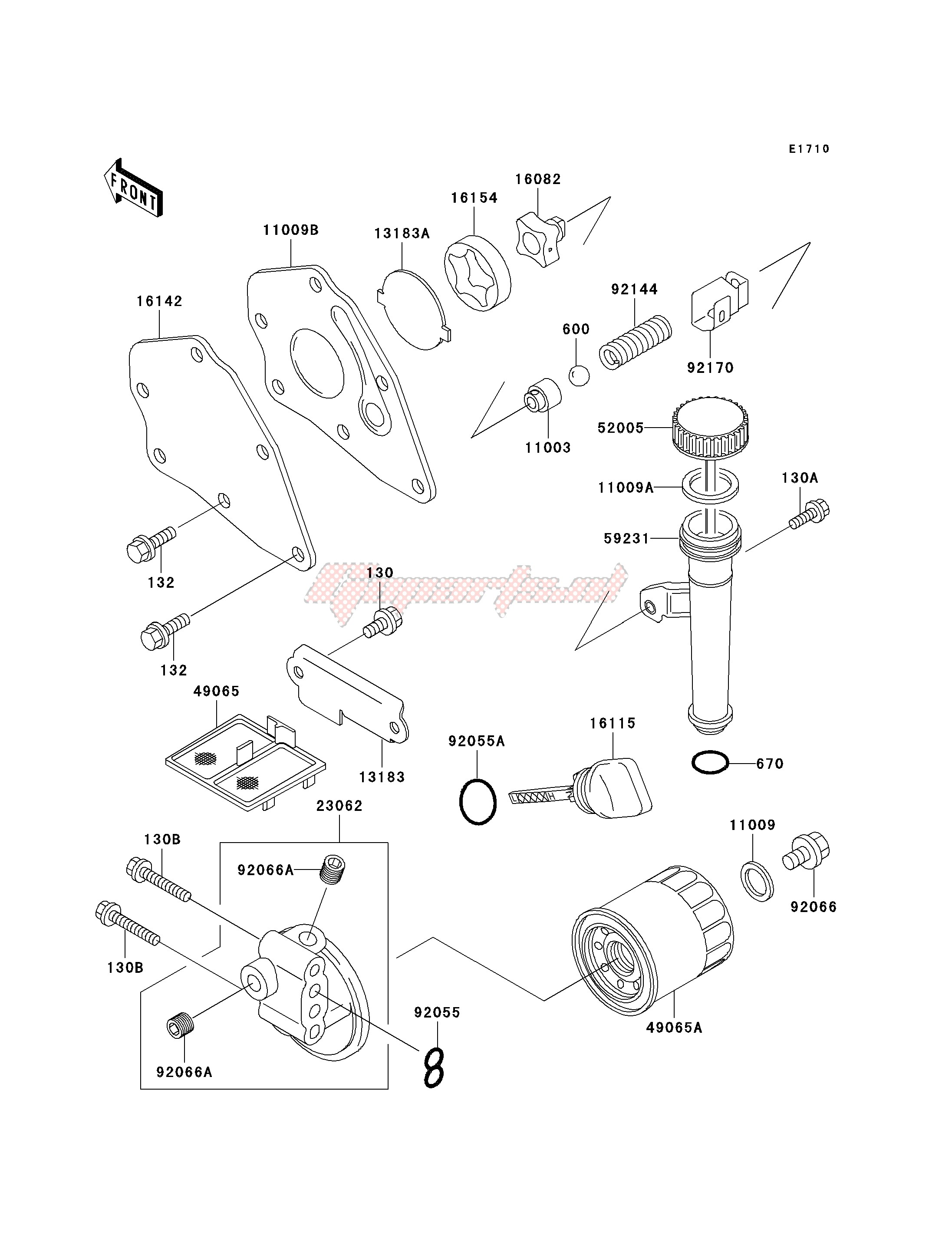 Engine-OIL PUMP_OIL FILTER