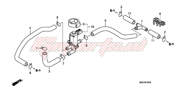 AIR INJECTION CONTROLVALVE image