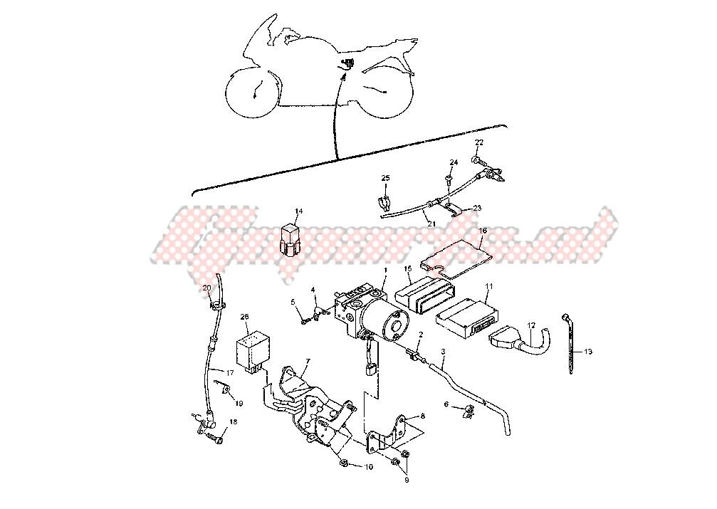 ANTI LOCK BRAKE SYSTEM image