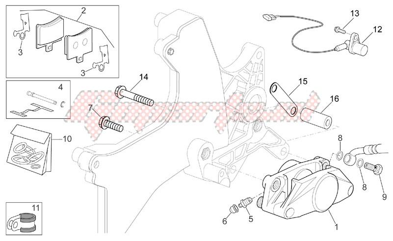 Rear caliper image