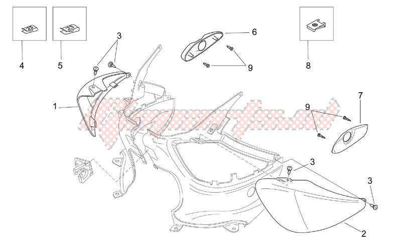 Rear body - Undersaddle image
