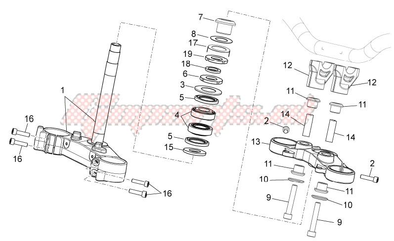 Steering image