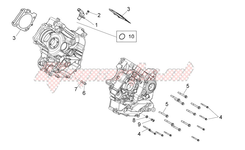 Engine-CrankCase II
