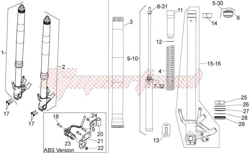 Fron fork II image