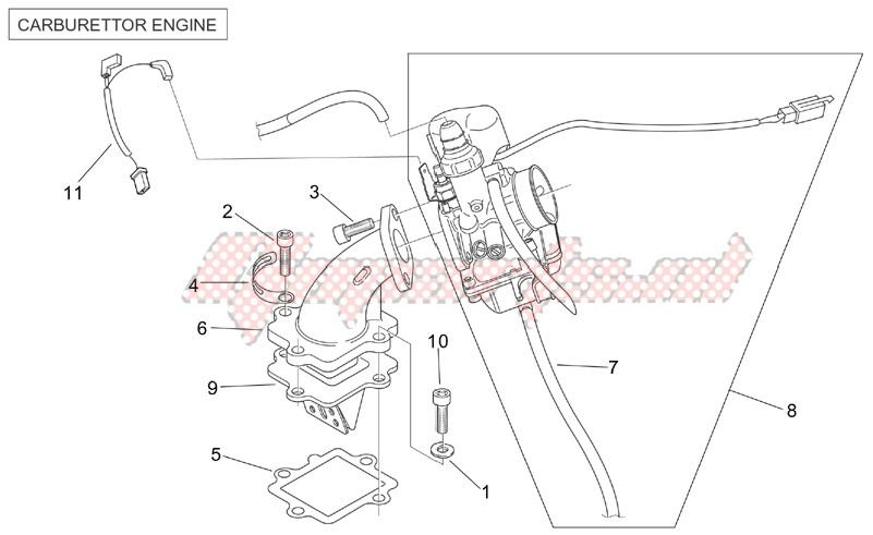 Supply (Carburettor) image