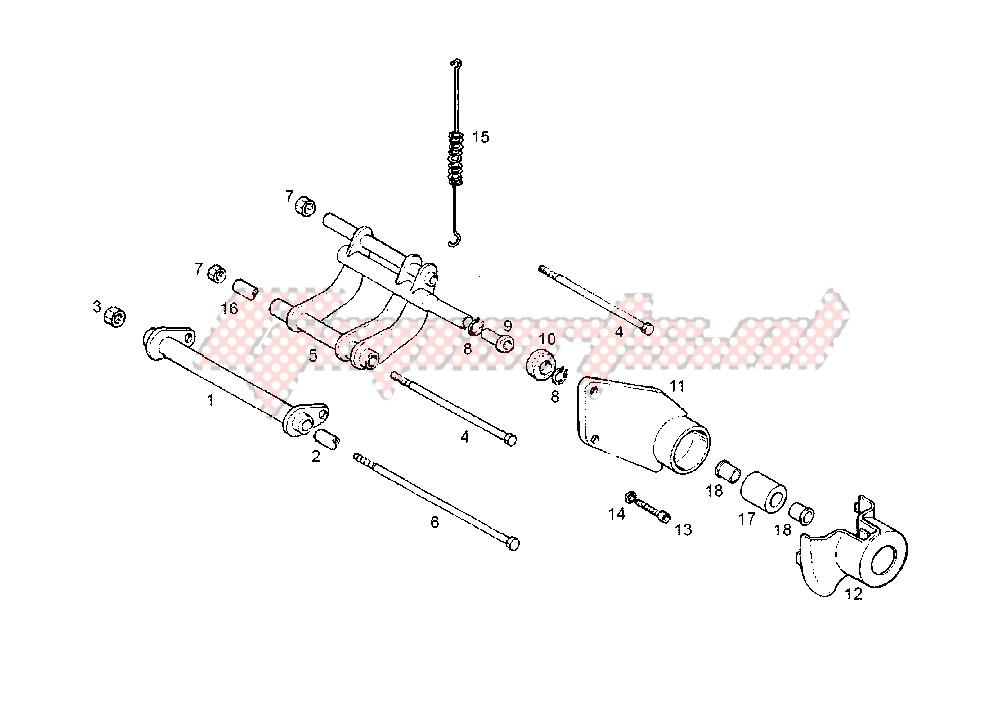 SWINGING ARM image