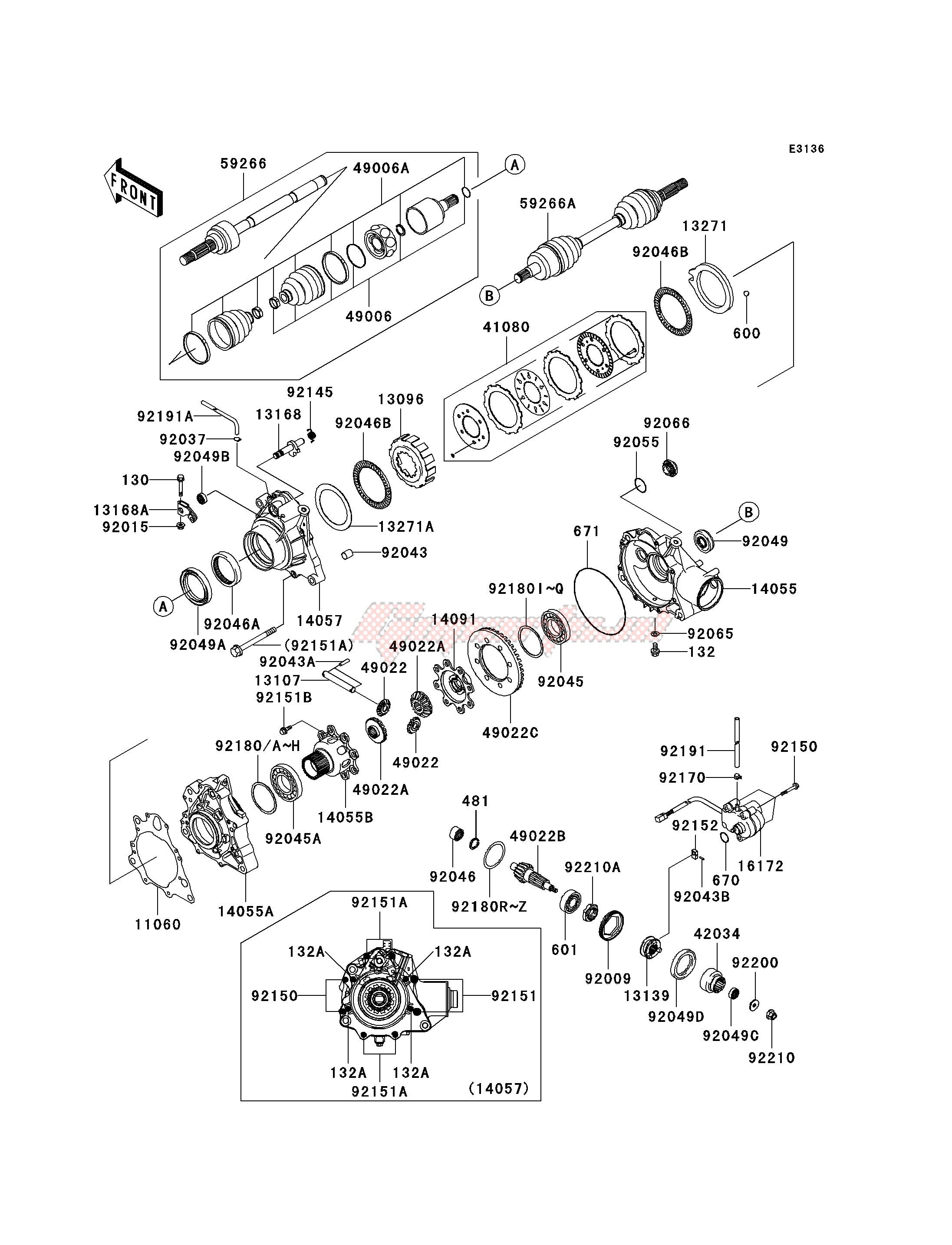 Accelerator Pedal Sensor Standard APS291 fits 07-09 Kia Sorento