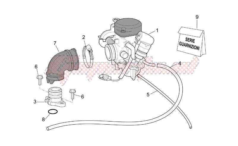 Carburettor I image