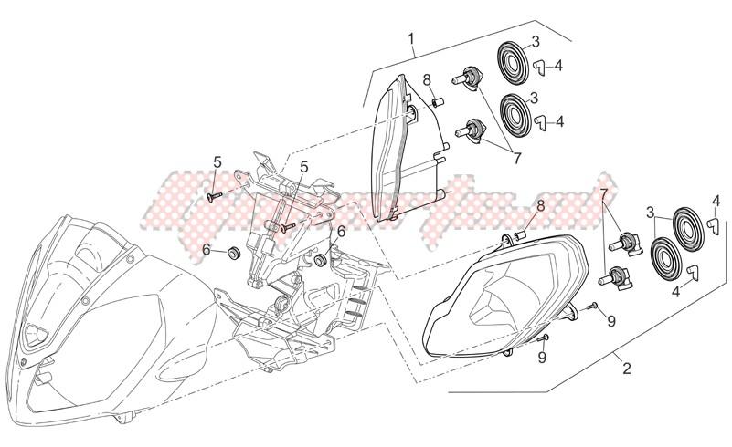 Headlight image