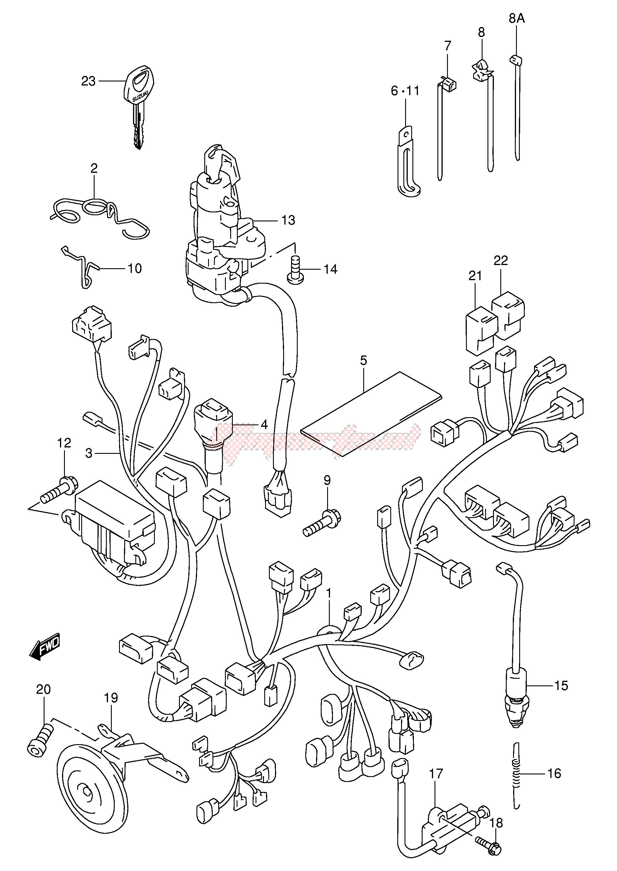 tl1000s wiring diagram suzuki tl1000s wiring diagram wiring diagrams all  suzuki tl1000s wiring diagram wiring