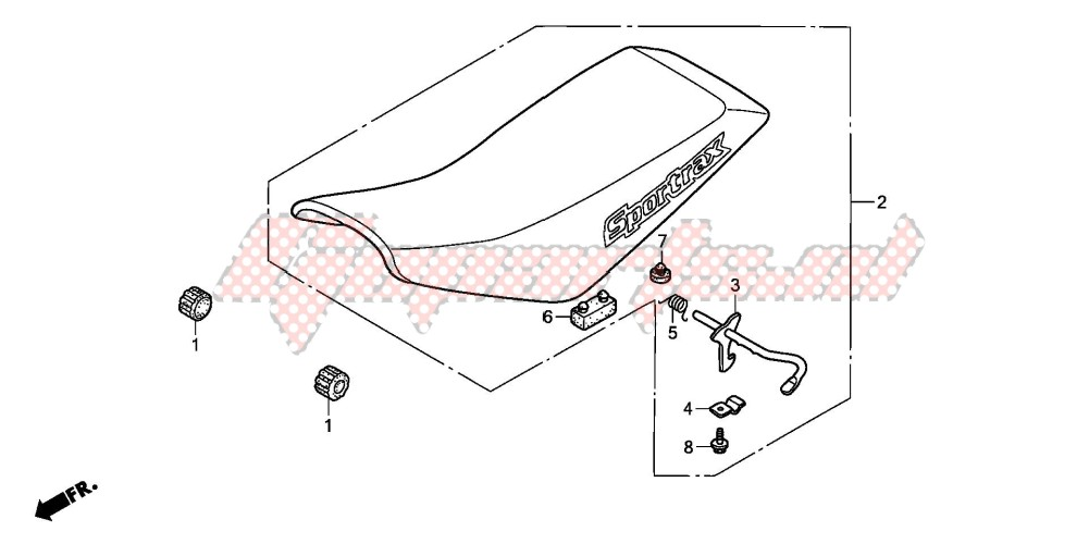 PTC PT370150A Oil and Grease Seal