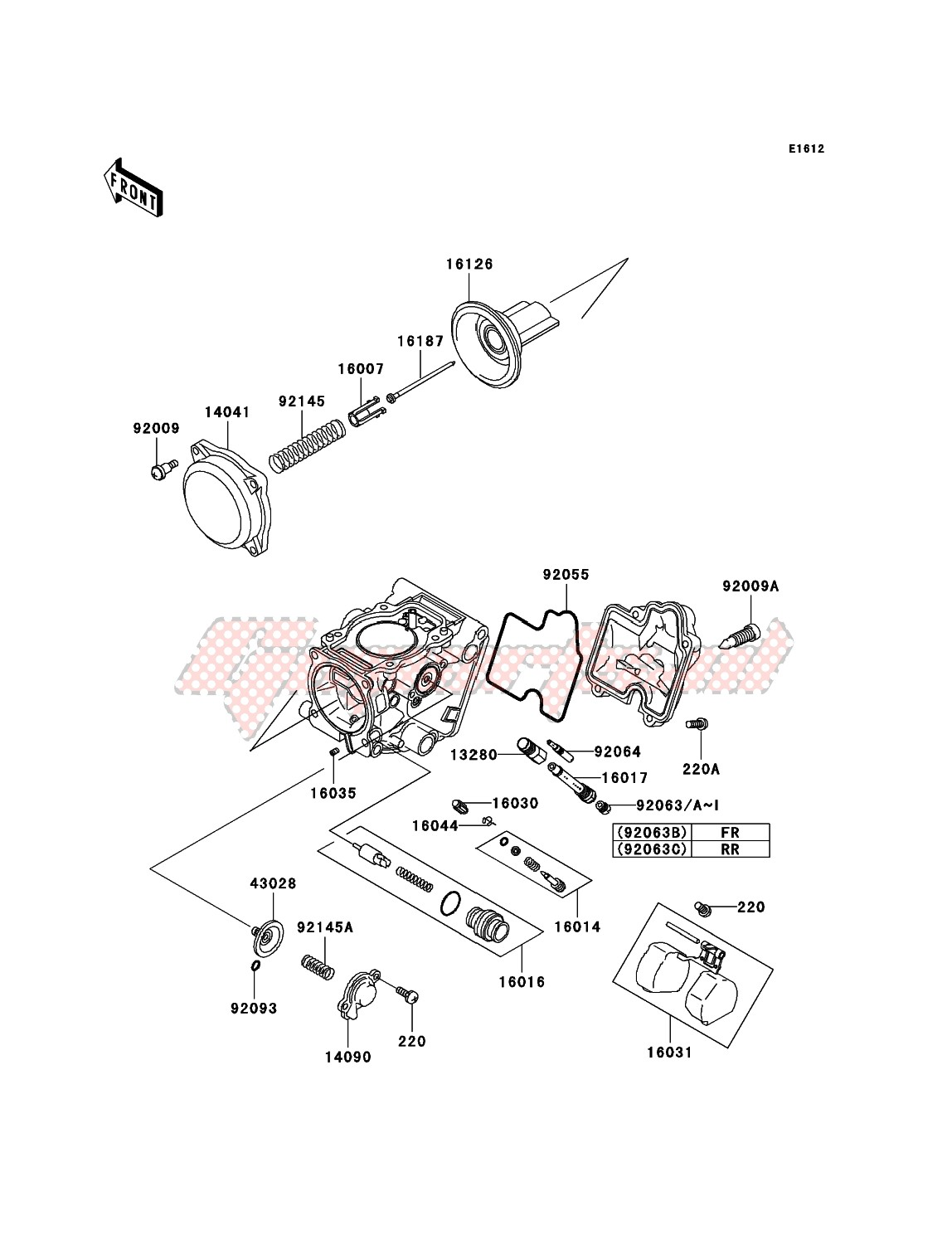 Engine-Carburetor Parts