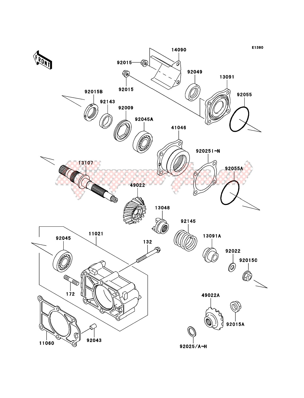 Bevel Gear Case image