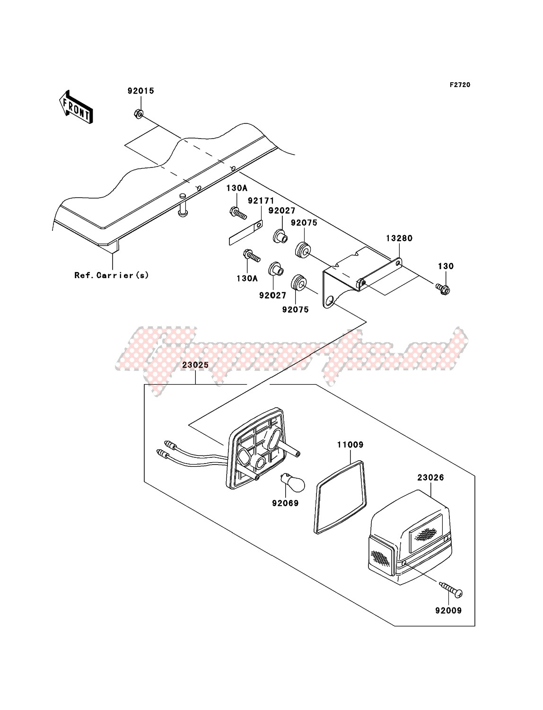 Taillight(s) image