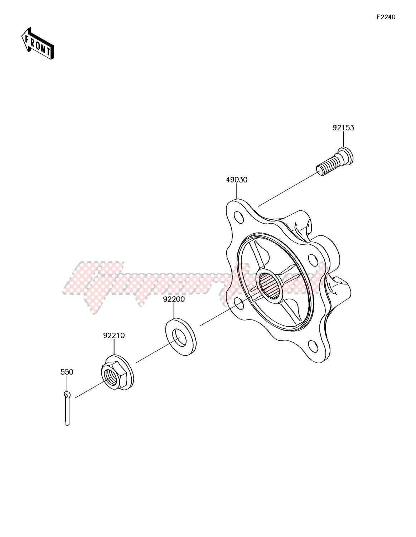 Rear Hub image
