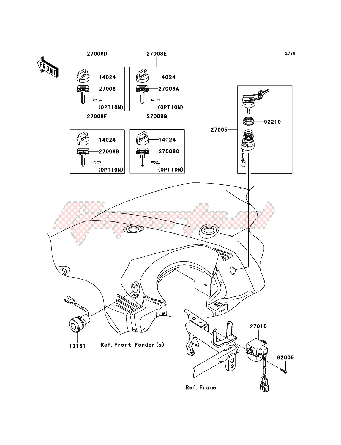 Ignition Switch image