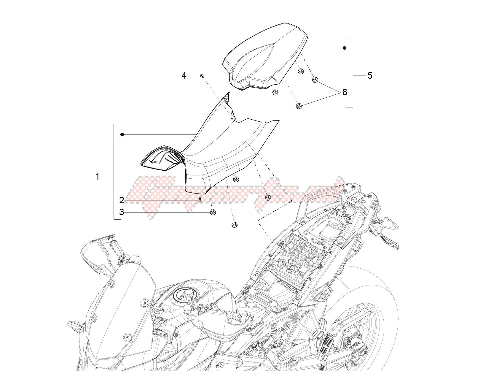 Saddle image