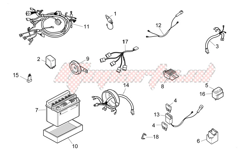 Electrical system image