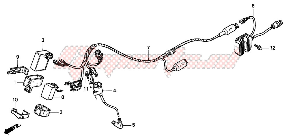-WIRE HARNESS