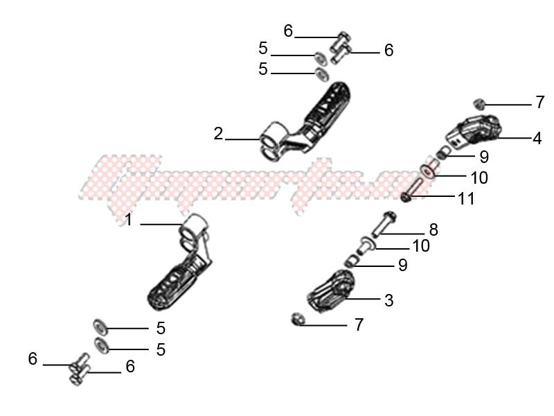 Footrest image
