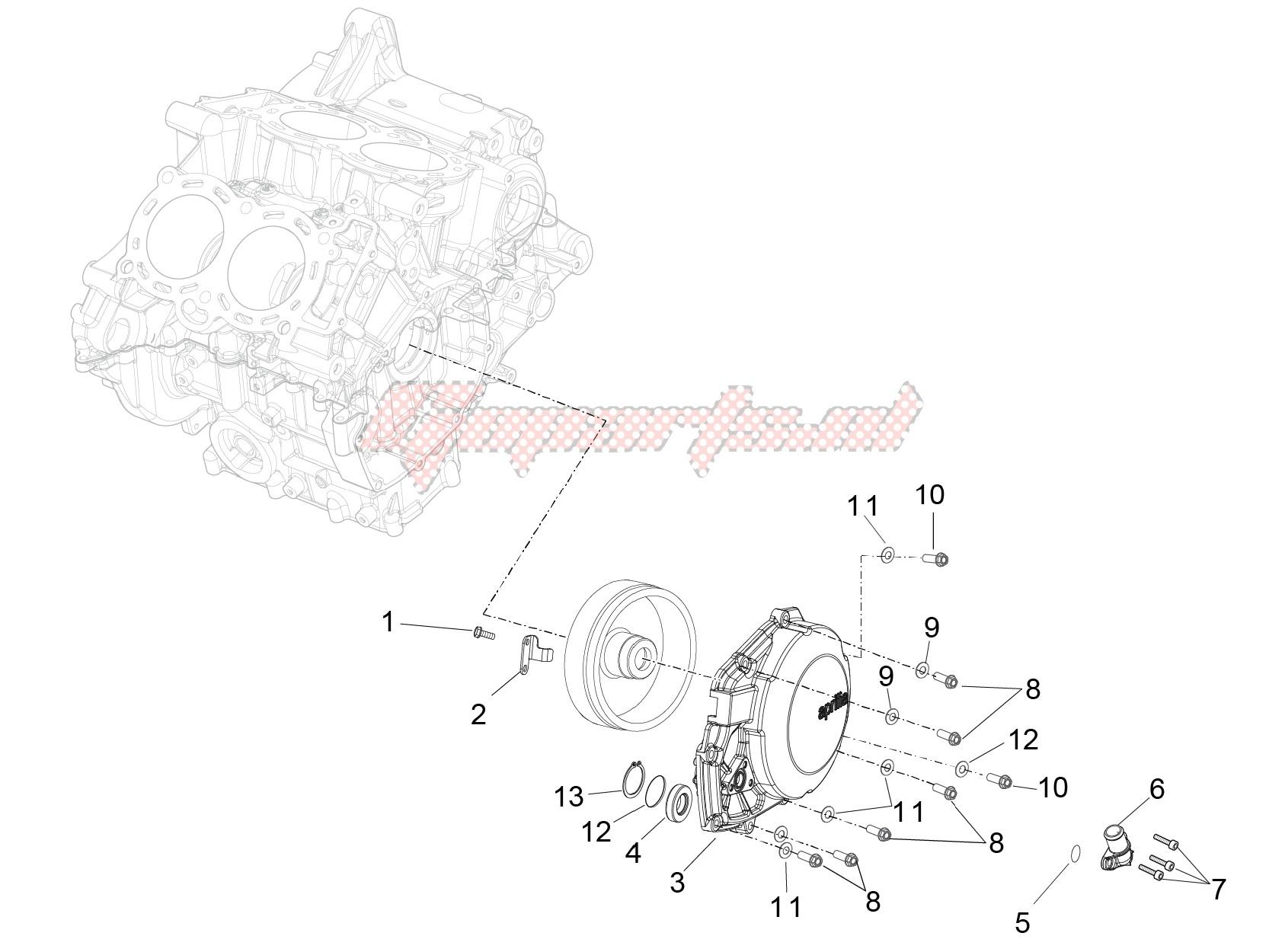 Flywheel cover image