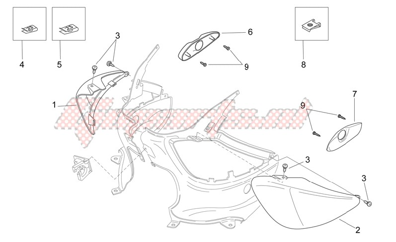 Rear body - Undersaddle image