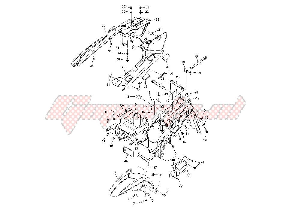FENDER blueprint