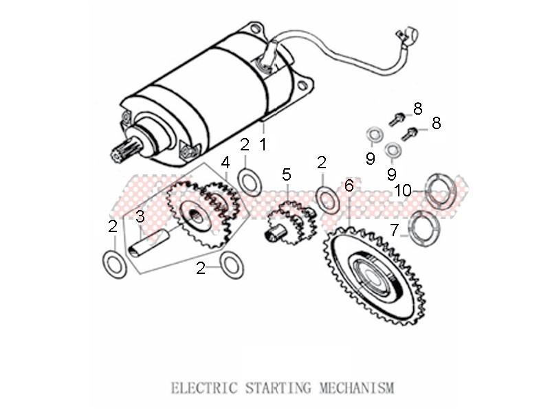 Electric starter image