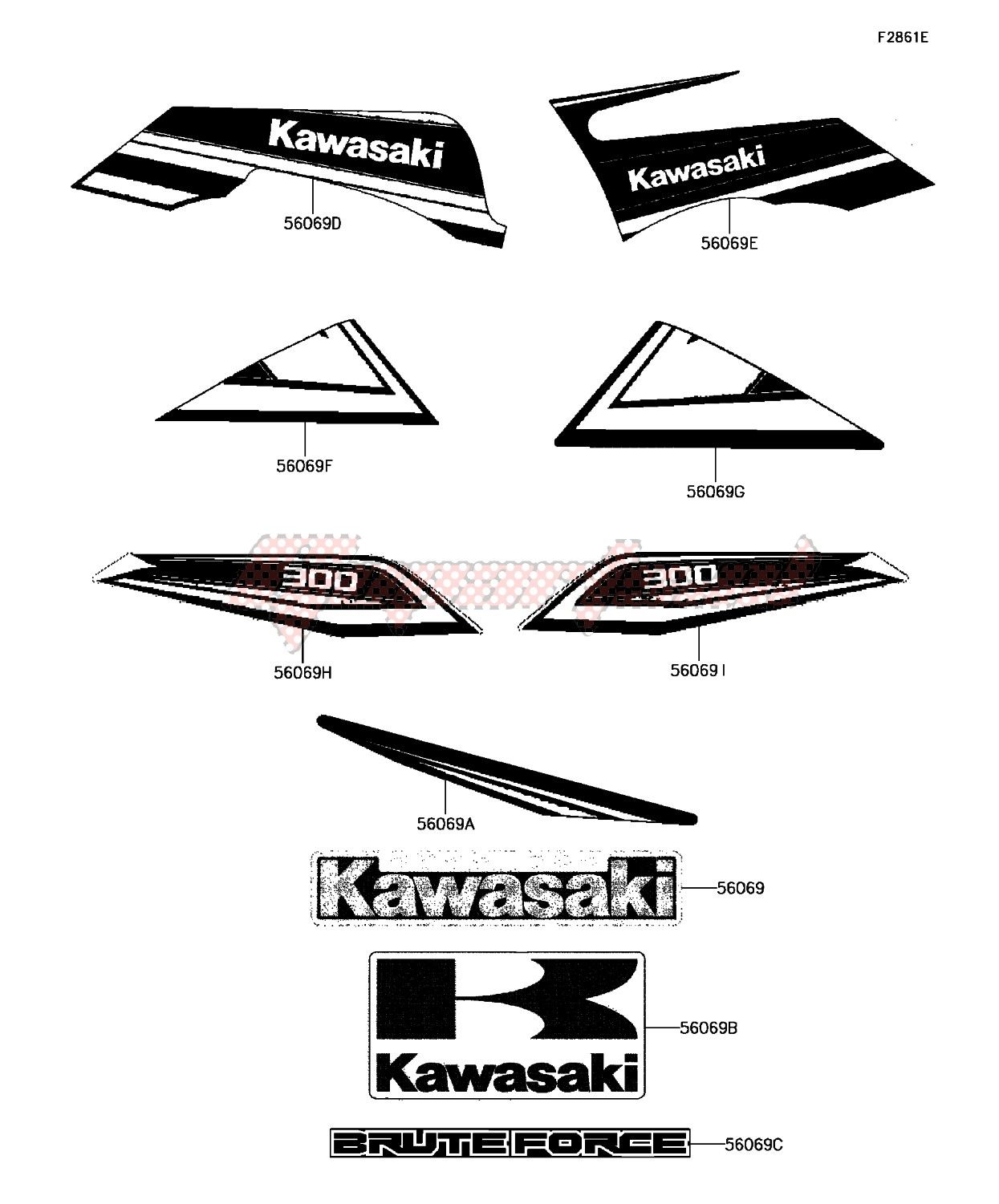 Decals(Black) image