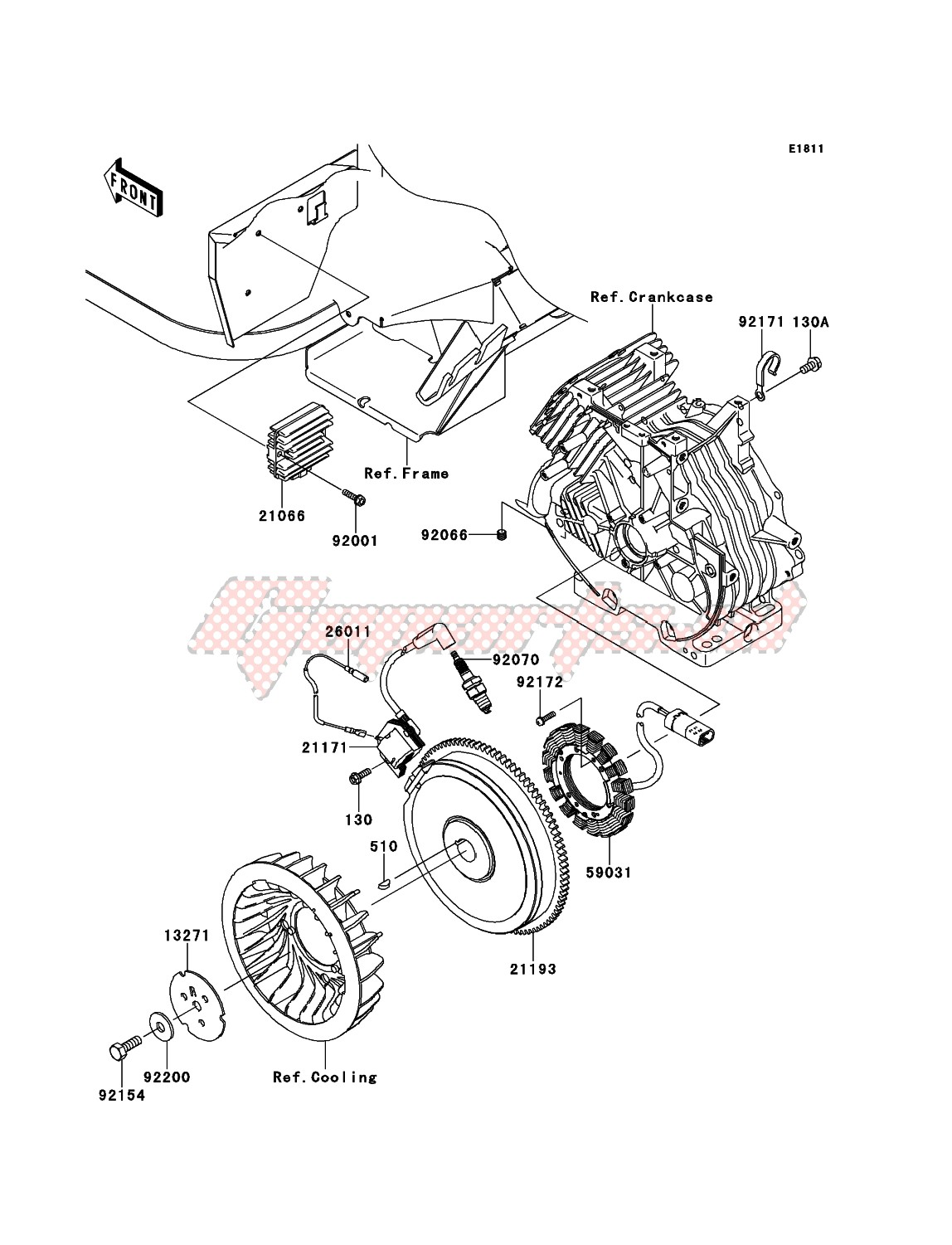 Generator/Ignition Coil image