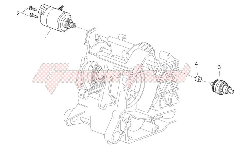 Starter motor I image