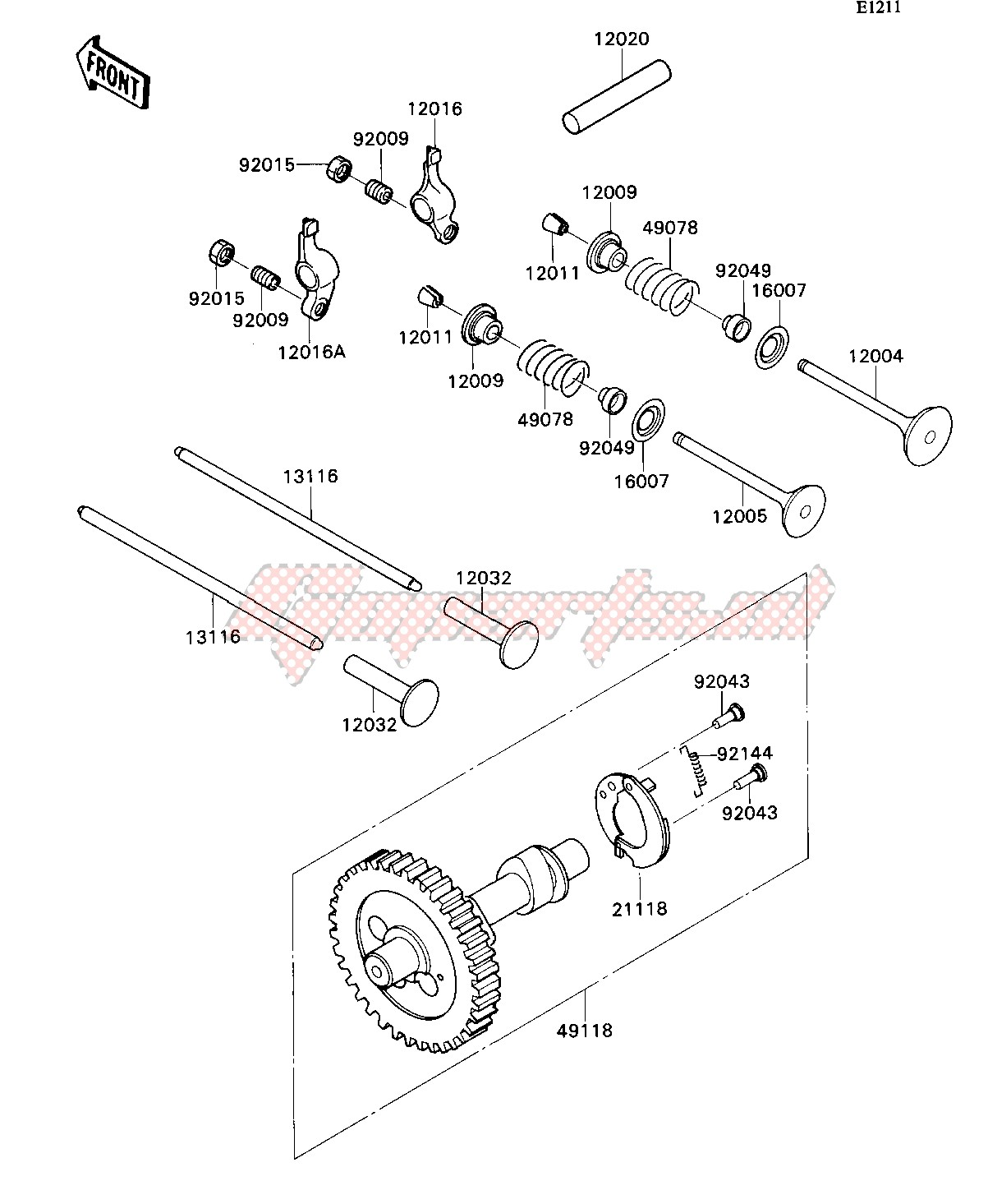 Engine-VALVE_CAMSHAFT