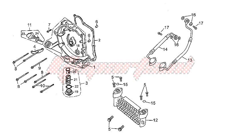 RH Semi-crankcase image