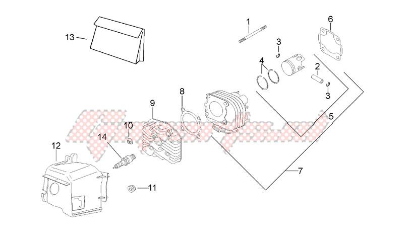 Cilinder head image
