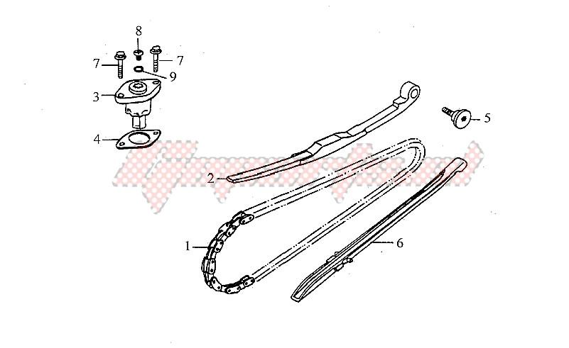 Camshaft - Chain image