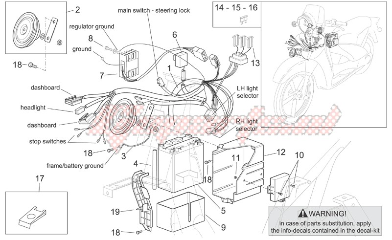 Electrical system I image