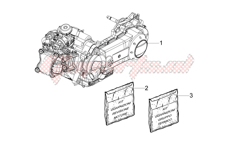 Engine - Gaskets image