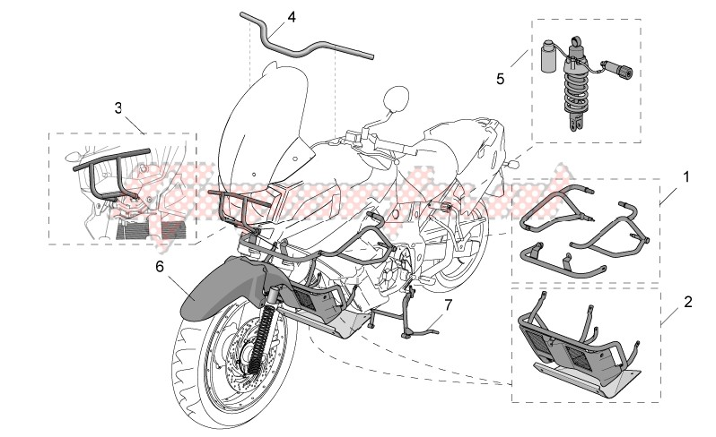 Acc. - Cyclistic components image