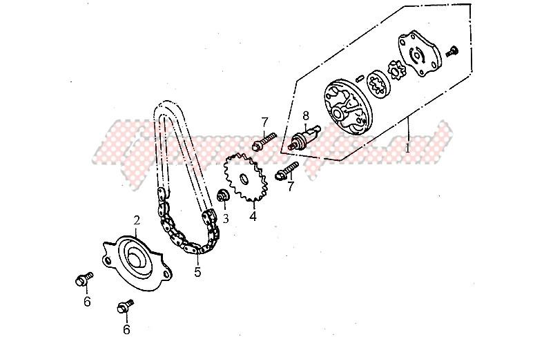 Oil pump image