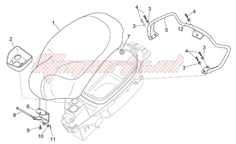 Saddle - handle image