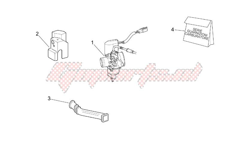 Carburettor cpl. image