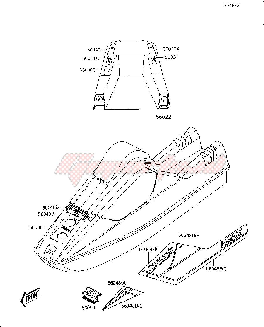 LABELS-- JS300-A3- - image