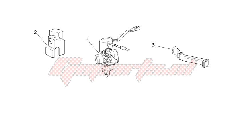Carburettor cpl image
