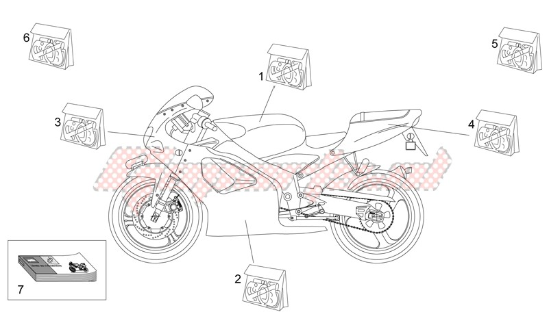 Decal and operators handbook image